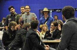 Les participants ont été nombreux à offrir leur engagement continu pour assurer la suite du Sommet GEDI. - Photo: N.Falcimaigne
