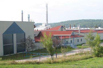 Les installations de Ville-Marie ont été fermées entre 2008 et 2010. Une cinquantaine de membres travailleurs ont retrouvé leur emploi avec la fondation de la Coopérative de travailleurs actionnaire, qui a permis la relance de l'usine sous le nom de LVL Global. Photo: LVL Global