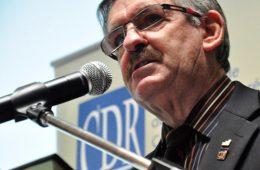 Michel Gauthier, président de la Coopérative de développement régional (CDR) Centre-du-Québec/Mauricie. Photo: N.Falcimaigne